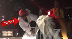 Twista Fights Drunk Guy During NBA All-Star Weekend