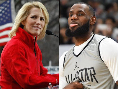 LeBron James FIRES BACK at Fox News' Laura Ingraham for 'Shut Up and Dribble' Diss