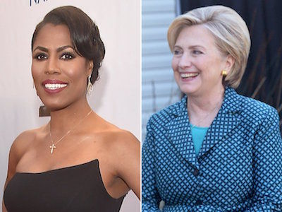 Omarosa Said WHAT About Hillary Clinton on 'Celebrity Big Brother'!?