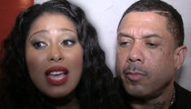 'Love & Hip Hop' Star Althea Eaton Arrested for Smacking Up Benzino