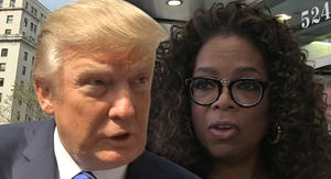 President Trump Blasts 'Insecure' Oprah's '60 Minutes' Report, Hopes She Runs Against Him