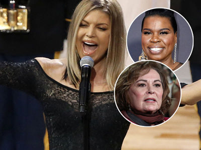 Roseanne, Wendy Williams & More SHRED Fergie -- Savage & Hilarious National Anthem…