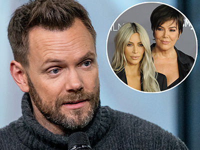 How Joel McHale Says the Kardashian Family 'DOOMED' 'The Soup' on E!