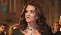 Kate Middleton's Green Dress to BAFTA More About Pregnancy Than Time's Up Snub