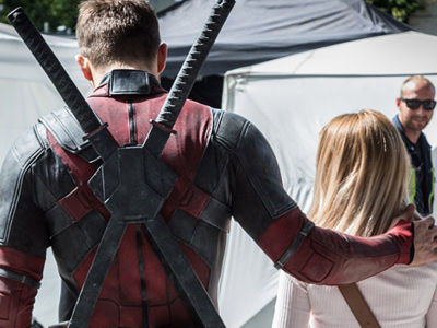 Ryan Reynolds CLAPS BACK at Fan Criticizing Him for Bringing Make-a-Wish Kids to 'Deadpool' Set