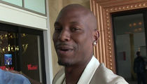 Tyrese Files Trademark for 'Millionheir' Clothing Line