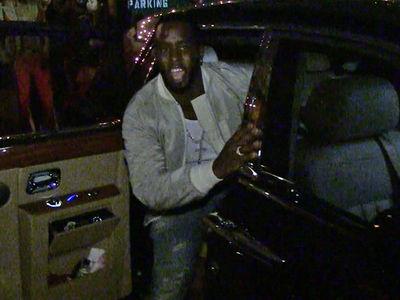 Diddy Celebrates 'Black Panther' Smashing Box Office Records