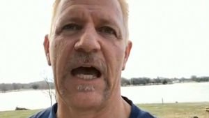 Jeff Jarrett is Pumped for AJ Styles and Ronda Rousey