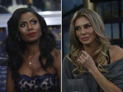 Brandi Glanville SPILLS 'Celebrity Big Brother' Secret to Omarosa -- See Who Got EVICTED!
