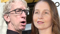 Andy Dick's Girlfriend Requests Restraining Order, Claims Domestic Violence