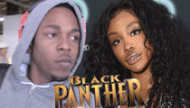 Kendrick Lamar and SZA Sued for Jacking Artist's Work for 'Black Panther' Music Vid