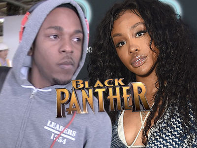 Kendrick Lamar and SZA Sued for Allegedly Jacking Artist's Work for 'Black Panther' Music Vid