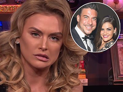 Why Lala Kent REALLY Hopes 'Vanderpump Rules' Co-Stars Jax and Brittany Split Up