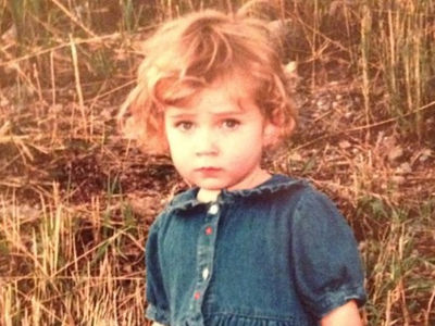 Guess Who This Serious Little Kid Turned Into!