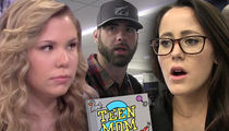 'Teen Mom 2' Jenelle Evans Defends Husband David Eason (UPDATE)