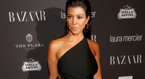 Kourtney Kardashian Reveals She Only Weighs 36 More Pounds Than Her 8 year Old Son!