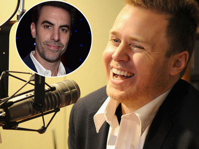 Spencer Pratt 'BUMMED' He May Have Passed on Being Punked by Sacha Baron Cohen (Exclusive)