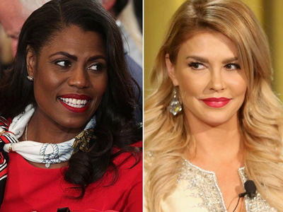 Omarosa Spills on Air Force One & Oprah -- as Brandi Goes on the Attack!