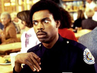 Jones in 'Police Academy' 'Memba Him?!
