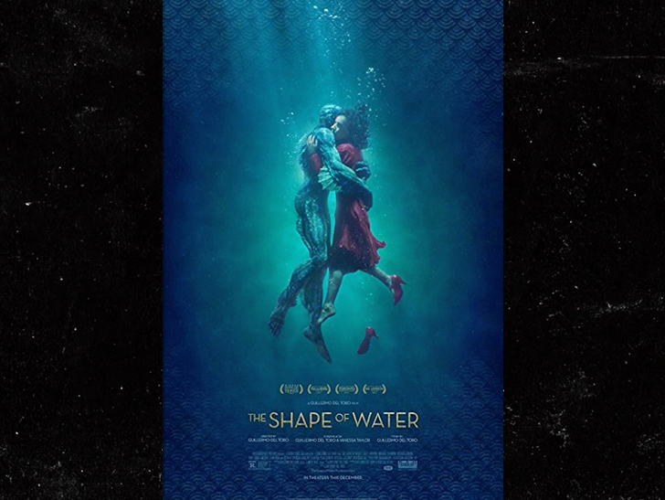 Oscar hopeful The Shape Of Water sued over plagiarism allegations