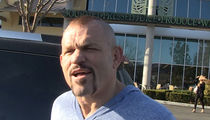 Chuck Liddell: I Got Proof UFC Docs Will Clear Me to Kick Tito Ortiz's Ass Again