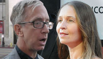 Andy Dick's Wife Gets Restraining Order, Claims He's Fallen Off the Wagon and Violent