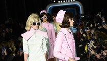 Jackie Kennedy Death Suit All the Rage with Fashion Models