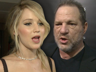 Jennifer Lawrence Blasts Harvey Weinstein, 'This is What Predators Do'