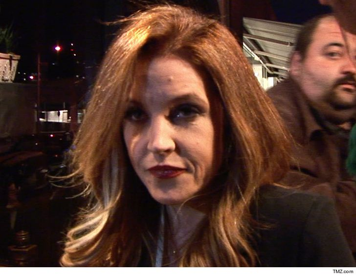 Lisa Marie Presley sues former manager for