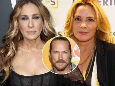 'Sex and the City' Star Jason Lewis Picks a Side In NASTY Kim Cattrall/Sarah Jessica Parker Feud