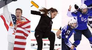 PyeongChang Winter Olympics -- The Gold, The Bad and The Awesome!