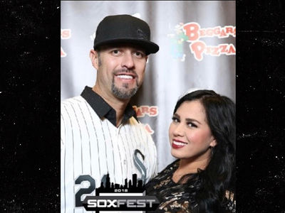 Esteban Loaiza's GF Slams Haters, Back Off My Man & Stop with the BS!