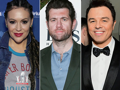 Hollywood Is ALL ABOUT #BoycottNRA -- See the Stars STANDING UP to Gun Lobby