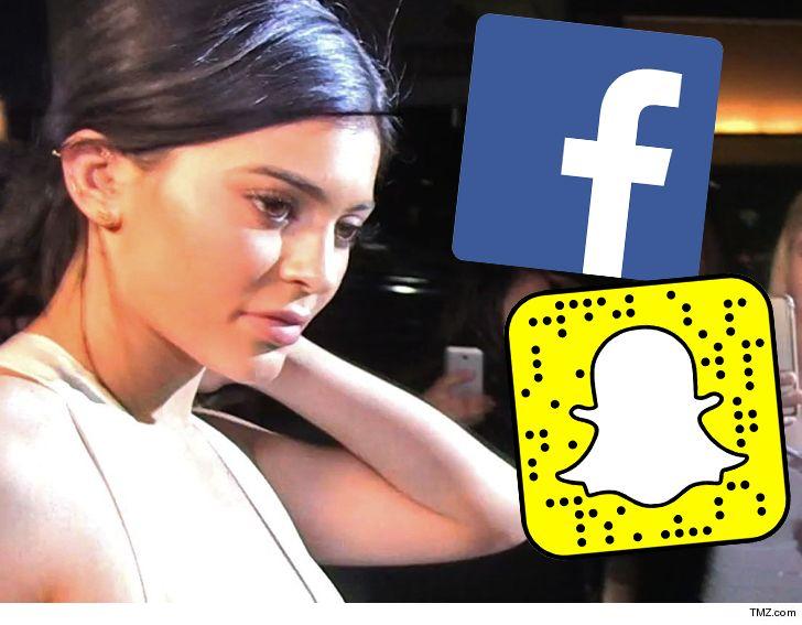 Snapchat parent's stock plummets after Kylie Jenner tweet