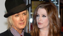 Lisa Marie Presley's Ex Says Her Math Is Way Off, She Can Pay for His Lawyers