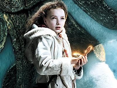 Lyra in 'The Golden Compass' 'Memba Her?!