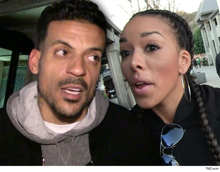 Matt Barnes Ex Wife Rejects Olive Branch Trashes Nba