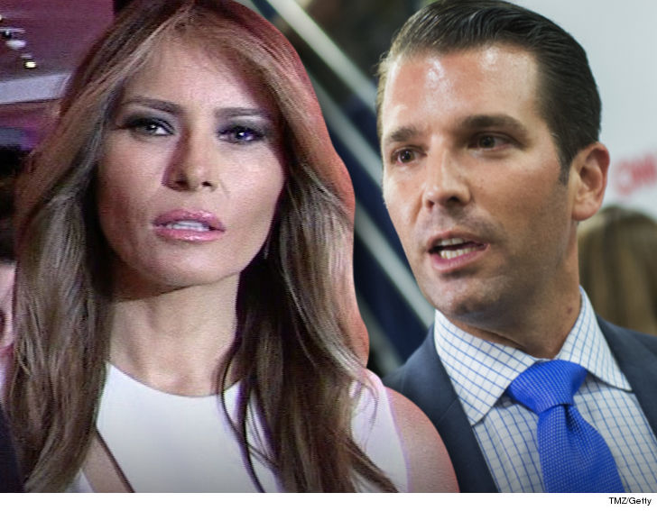 Shooting Survivor to Melania Trump: Stop Donald Jr. from Cyberbullying Me