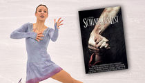 German Figure Skater Nicole Schott Performs to 'Schindler's List' Score at Winter Olympics