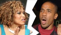 'Martin' Star Tisha Campbell-Martin Asks for Spousal Support in Divorce