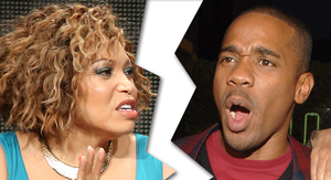 'Martin' Star Tisha Campbell-Martin Asks for Spousal Support in Divorce