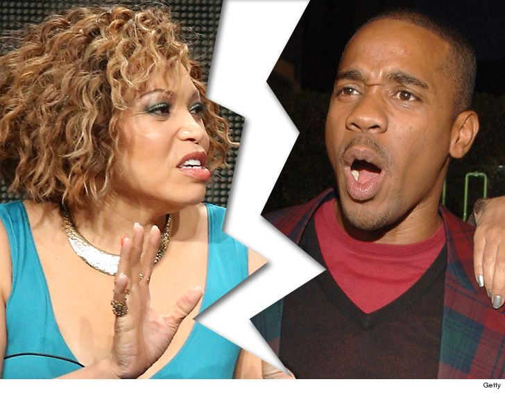 Tisha Campbell files for divorce from husband of 22 years ...