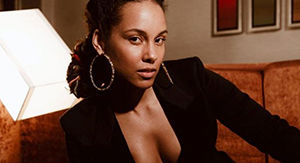Alicia Keys Stuns In Red Hot Bathing Suit While Snapped On Vacation With Hubby