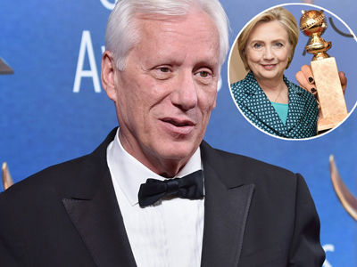 James Woods Claims He Was BLACKLISTED by HFPA Over Hillary Clinton