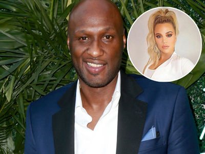 Lamar Odom Says Khloe Kardashian Will Raise 'One SPOILED-ASS Baby'