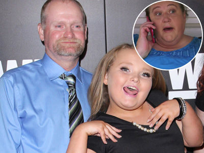 Sugar Bear Learns the Results of His Wife's Secret DNA Test on Honey Boo Boo!