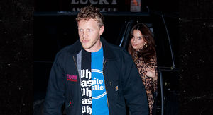 Emily Ratajkowski and New Husband Sebastian Bear-McClard's First Outing Since Wedding