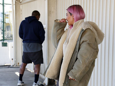 Kim Kardashian Tickled Pink When Nature Calls for Kanye (UPDATE)