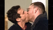 Sam Smith Makes Out with Boyfriend Brandon Flynn in London