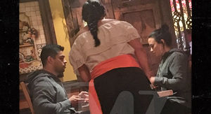 Demi Lovato, Wilmer Valderrama Go on Lunch Date